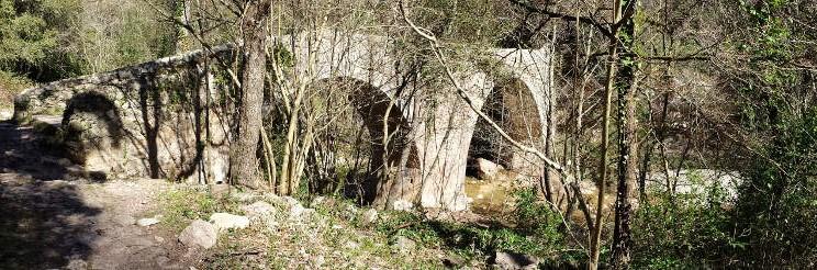 Pont de Valenti - Alta Garrotxa